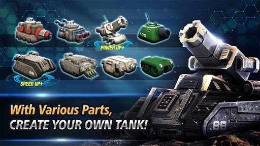 Rookie Tank - Hero 1.0.23 screenshots 2