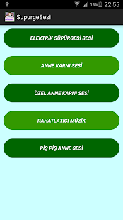 Download Bebekler İçin Elektrik Süpürgesi Sesi for Windows Phone apk screenshot 2