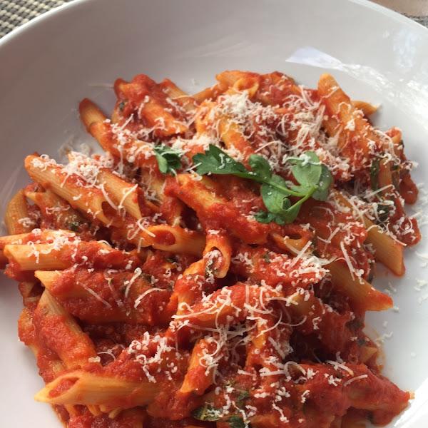 GF pasta