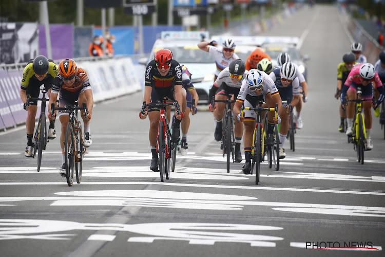 """🎥 Kopecky perste alles uit haar lijf om op podium te geraken in RVV: """"Als Belgische in Belgische ploeg echt iets groots"""""""