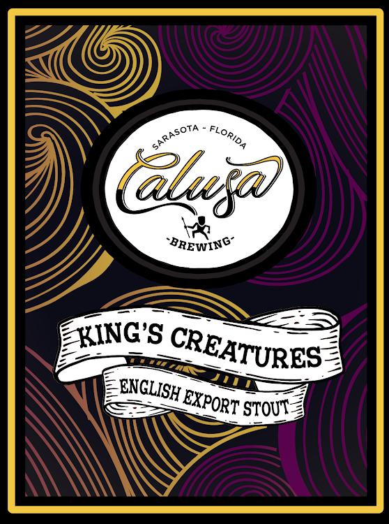 Logo of Calusa King's Creatures