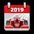Racing Calendar 2019 (No Ads)