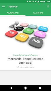 Marnardal kommune - náhled