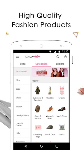 Newchic - Fashion Shopping for PC
