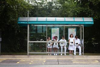 Photo: Kim Rau, Krystal Cooper, Daniel Gonzalez,  Julie Verdone, Olu Taiwo World Stage Design, United Kingdom 2013