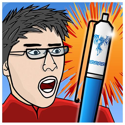 Pen Clicker Fury (game)