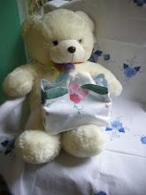 Photo: 可愛貼布紙巾套