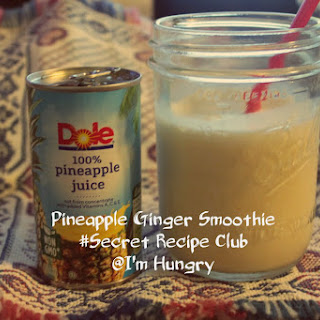 Pineapple Ginger Smoothie Recipes