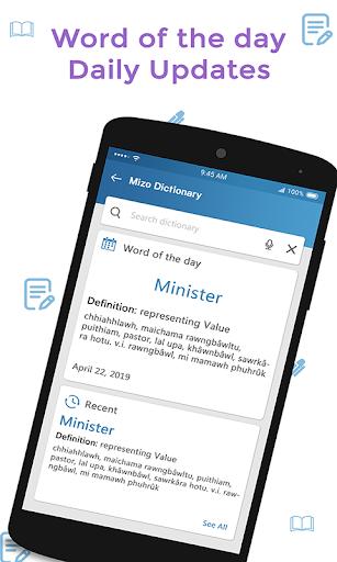 Mizo Dictionary : English to Mizo Translation - Revenue & Download