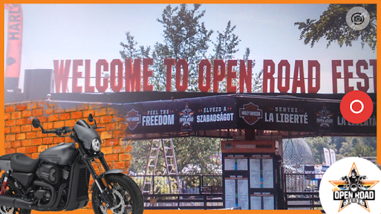 OpenRoadFest- screenshot thumbnail