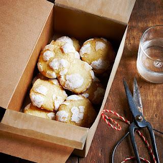 Lemon Drop Cookies With Powdered Sugar Recipes