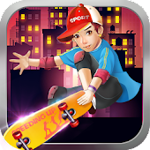 Speed City Street Skater