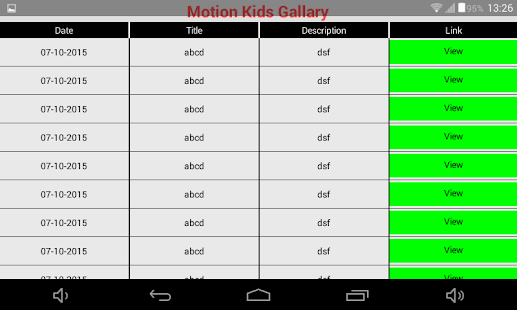 Motion Kids- screenshot thumbnail