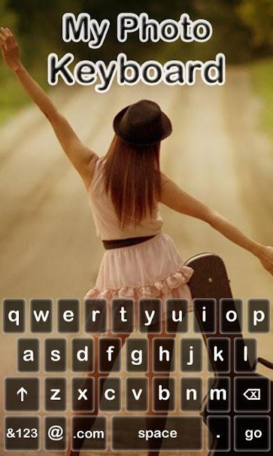 #1. Photo Keyboard Themes (Android)
