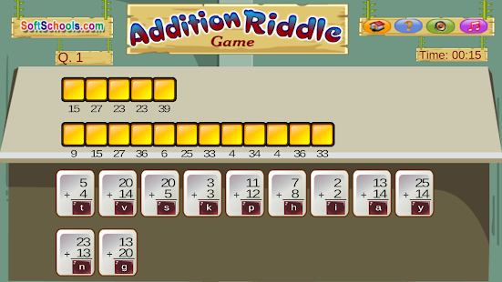 Math Riddle Game - náhled