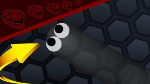 Invisible Skin for slither.io