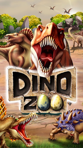 DINO WORLD - Jurassic dinosaur game  screenshots 1