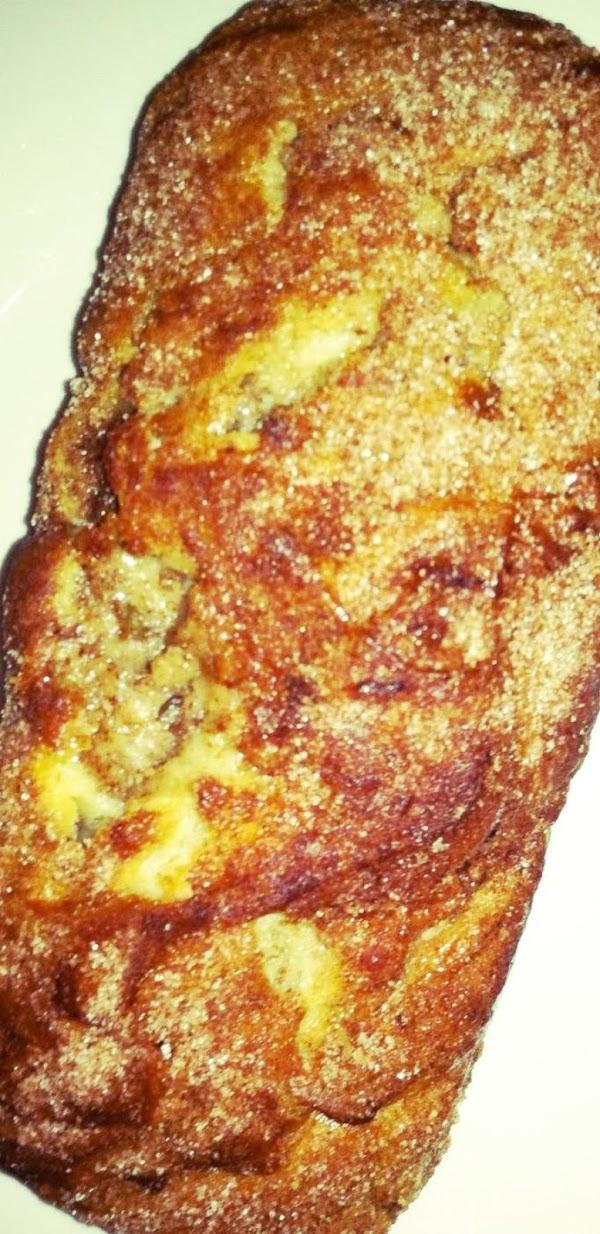 Banana Bread-connie's Recipe