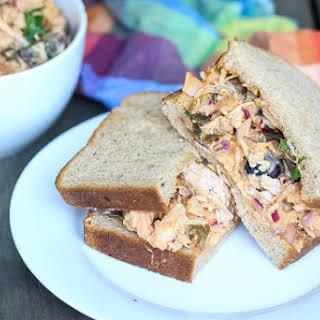 Best Damn Chicken Salad Sandwich.