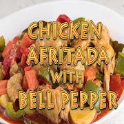 Chicken afritada w bell pepper pinoy food recipe aplicaciones en chicken afritada w bell pepper pinoy food recipe forumfinder Image collections
