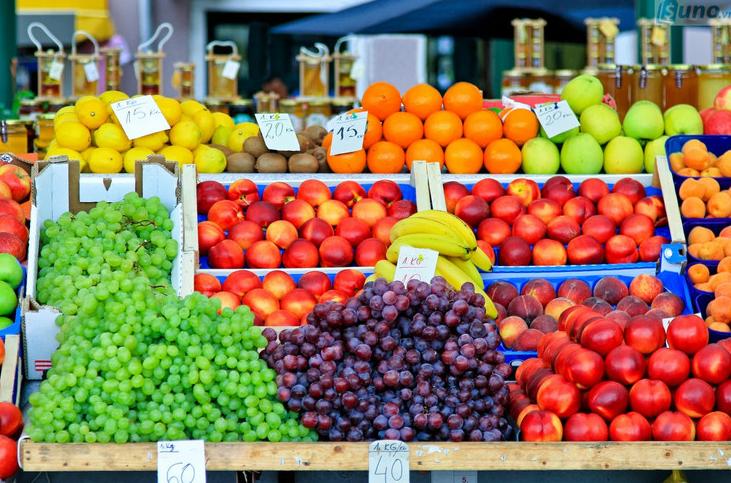 Dễ như tìm kho sĩ trái cây thời 4.0