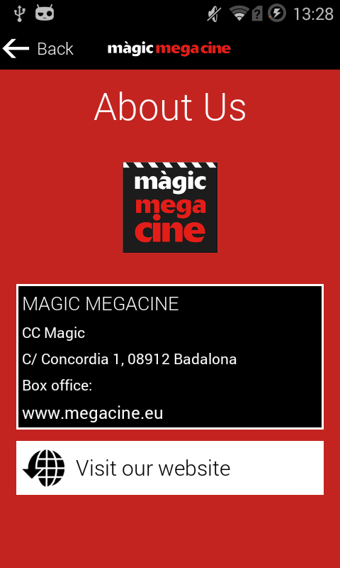 Màgic Mega Cine- screenshot