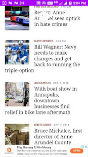 Download Maryland Newspapers - USA For PC Windows and Mac apk screenshot 2