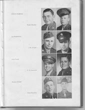 Photo: Fallen Heroes of FCHS:World War II Claborn Anderson, Ralph Beazley, Leo Buchanon, J.W.Crigger, Ollie Crook, S.A.Deveraux, Eugene Halbert, Perry Hamilton