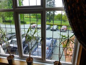 Photo: Back at the Overton Grange