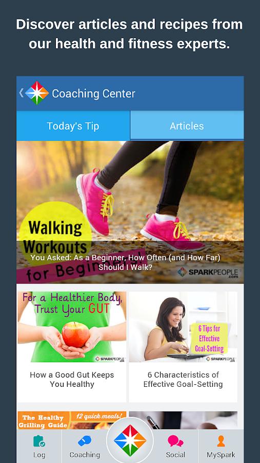 Calorie Counter & Diet Tracker- screenshot