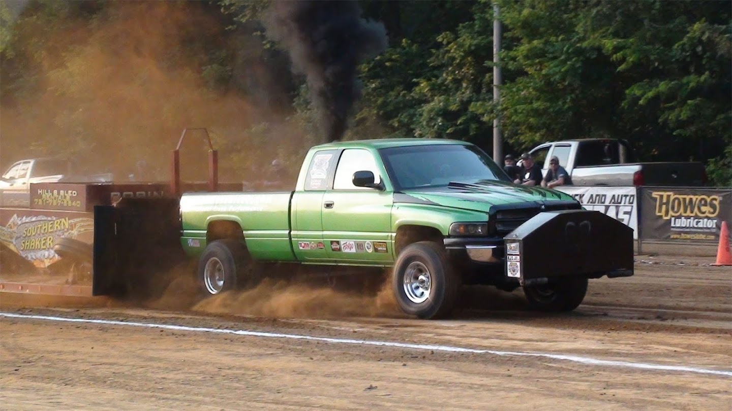 Battle of the Bluegrass Pulling Series