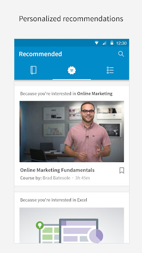 LinkedIn Learning: Online Courses to Learn Skills 0.50.31.2 gameplay | AndroidFC 1