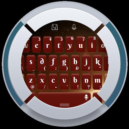 Orange Dust TouchPal Theme 個人化 App LOGO-APP試玩
