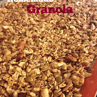 Yogurt and Granola |
