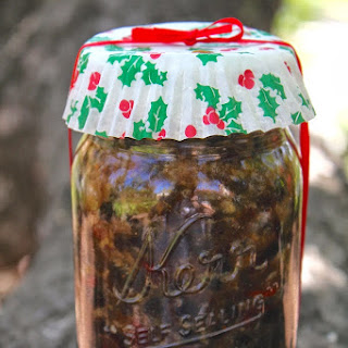 HOMEMADE MINCEMEAT FILLING