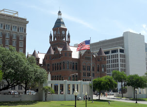 Photo: Old Red Courthouse