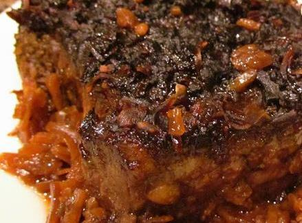 Two Pack Slow Cooker Roast Recipe