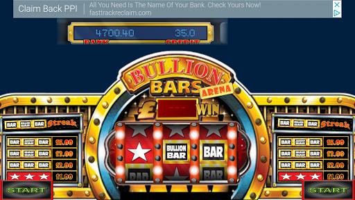 Bullion Bars Arena UK Community Slot for PC