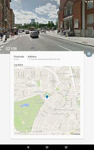 Universal Postcodes- screenshot thumbnail