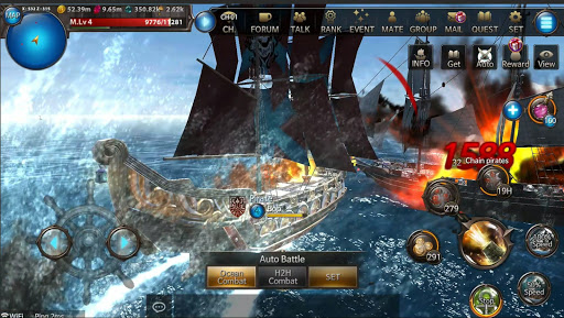 Pirates : BattleOcean 1.01 Cheat screenshots 2