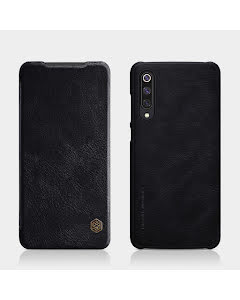 Nillkin QIN Smartcase in genuine Leather for Xiaomi Mi 9