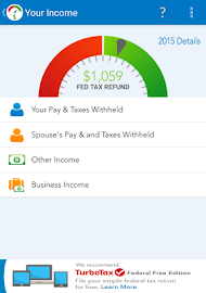 TaxCaster by TurboTax - Free Screenshot 6