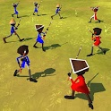Warrior Tycoon : Stranger's Battle 3D icon