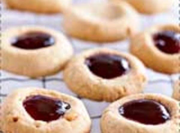 Jelly Thumbprint Cookies Recipe