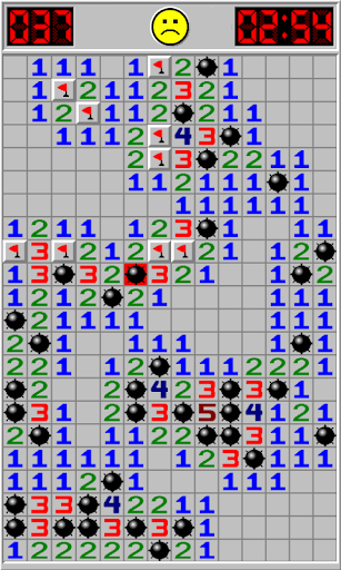 Minesweeper 1.7.9.3 screenshots 2