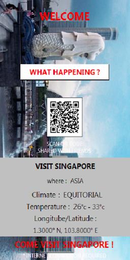 Visit Singapore 2015