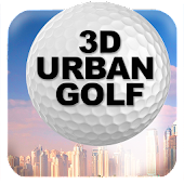 3D Urban Golf - Lite