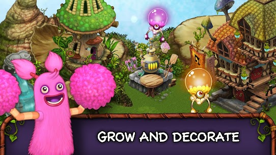 My Singing Monsters MOD 2.1.9 (Unlimited Money) Apk 4