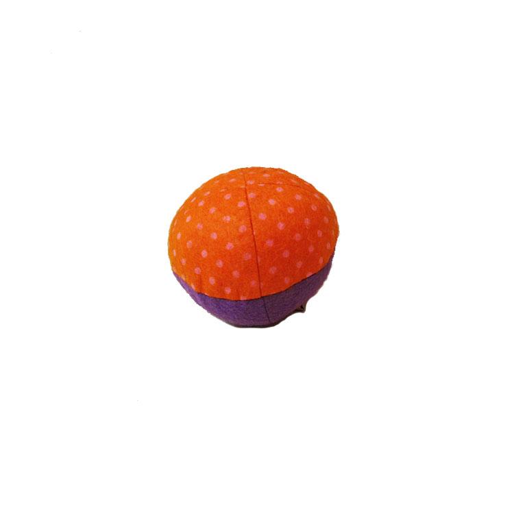 BALL CLIP PURPLE/ORANGE by STH Creative S/B