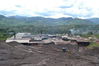 Photo: Panorámica de ayer y hoy en la ladrillera Sugres